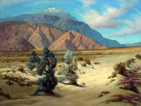 Landscape, San Jacinto