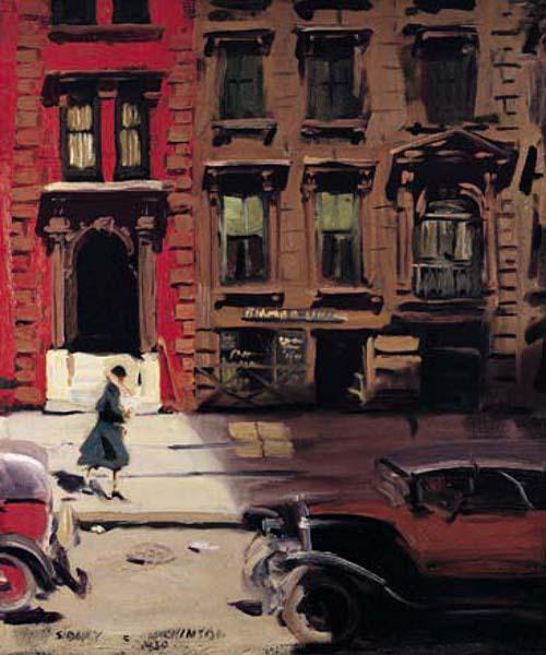 New York Street Scene