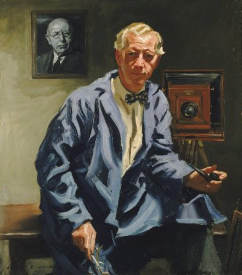 Portrait Of Paul P. Juley