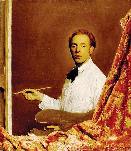 The Artist Giuseppe Trotte