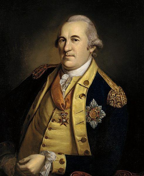 Baron Friedrich William von Steuben