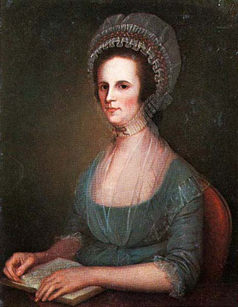 Mrs. James Willson (Ann Stuart)