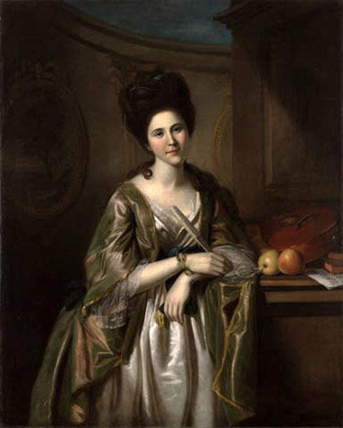 Mrs. Walter Stewart (Deborah McClenachan)