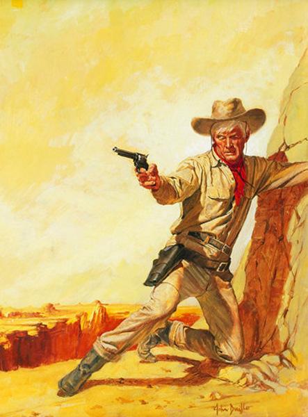 Boss Gun