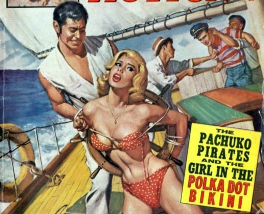 The Pachuko Pirates And The Girl In The Polka Dot Bikini