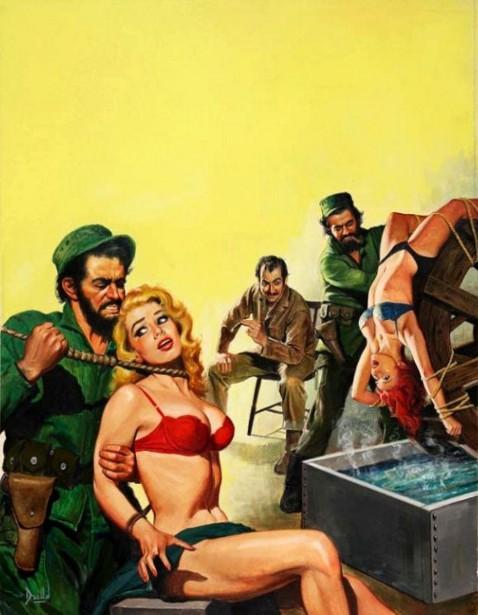 The Silk Panties Platoon Who Broke Castro's Blockade