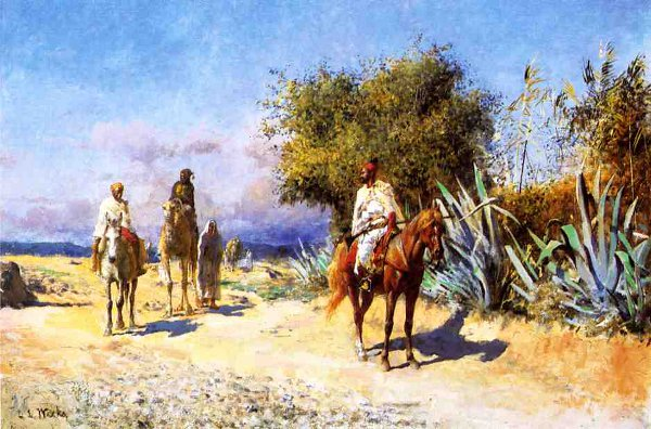 Arabs On The Move