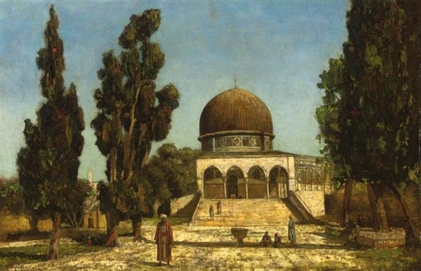 Temple Mount, Jerusalem