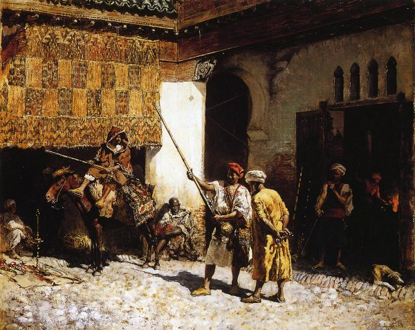 The Arab Gunsmith - The Arms Merchant