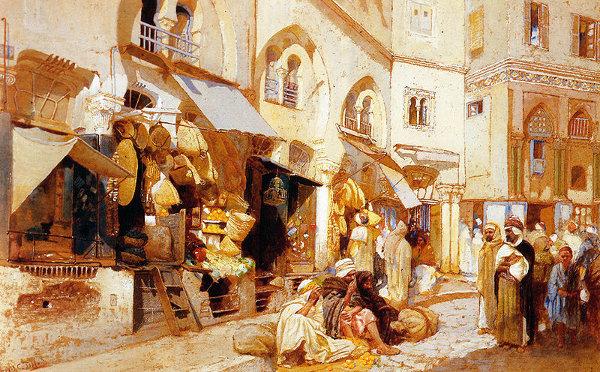 Algerian Shops