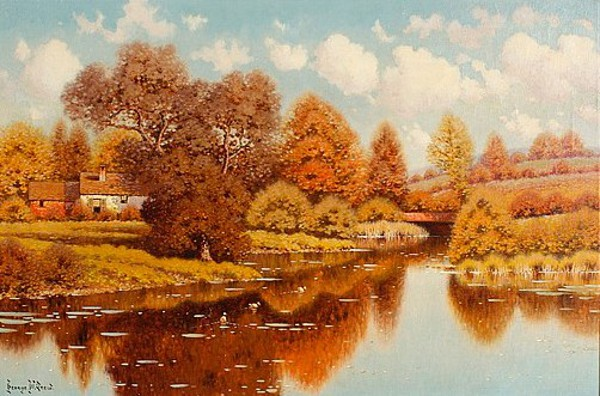 Autumn Landscape - East Coast