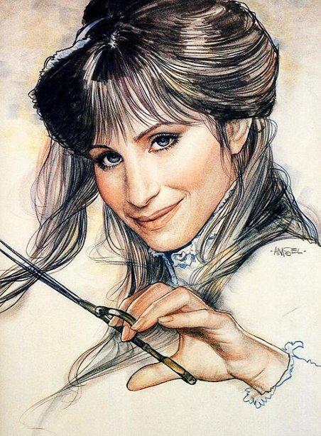 Barbra Streisand - Yentl