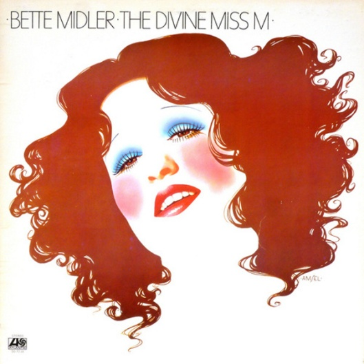 Bette Midler - The Divine Miss M.
