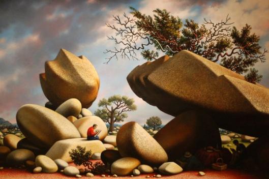 Boulders Of Avila
