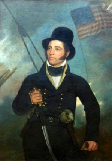 Captain Samuel Chester Reid
