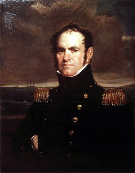 Commodore John Rodgers