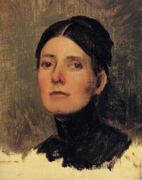 Elizabeth Boott Duveneck (The Artist's Wife)