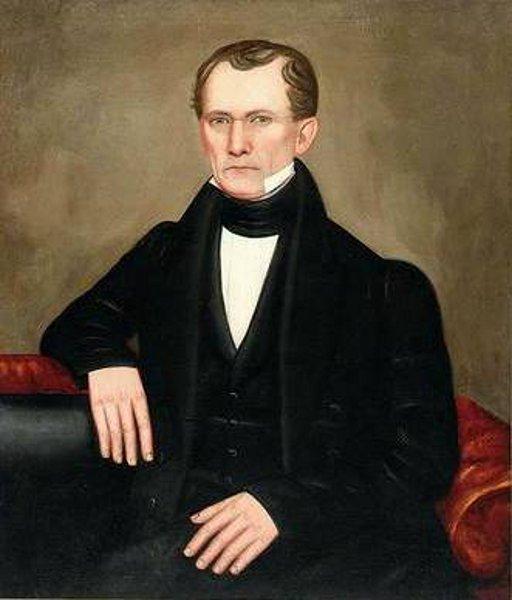 Gentleman With Black Cravat