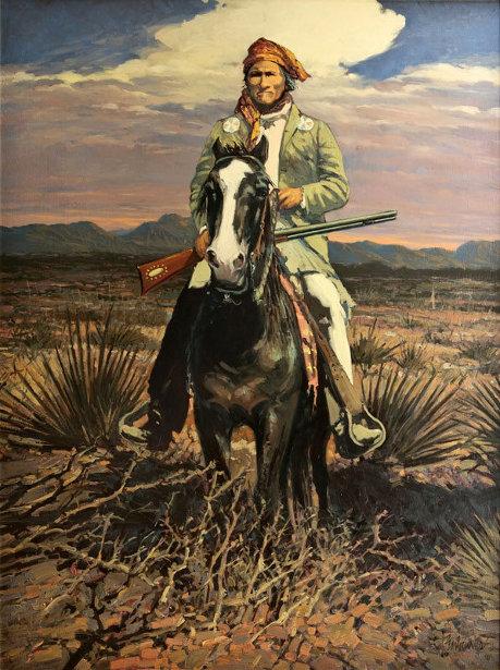 Geronimo, Desert Renegade