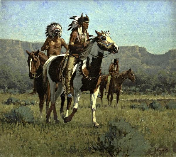 Horsemen Of Glories Past
