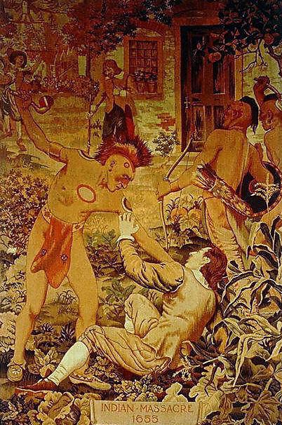 Indian Massacre 1655