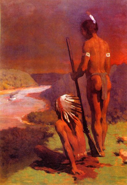 Indians On The Ohio