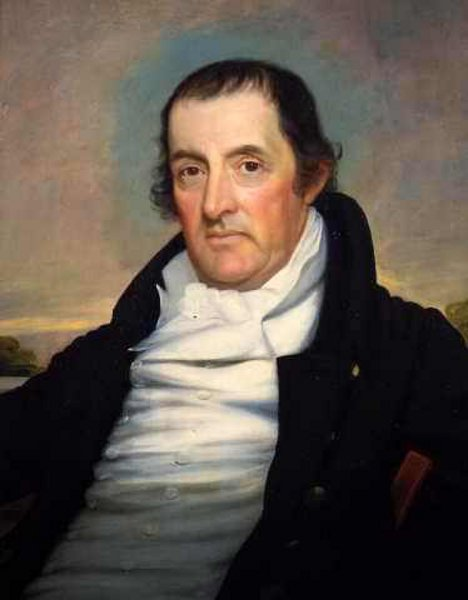 John Peter DeLancey (James Fenimore Cooper's father-in-law)