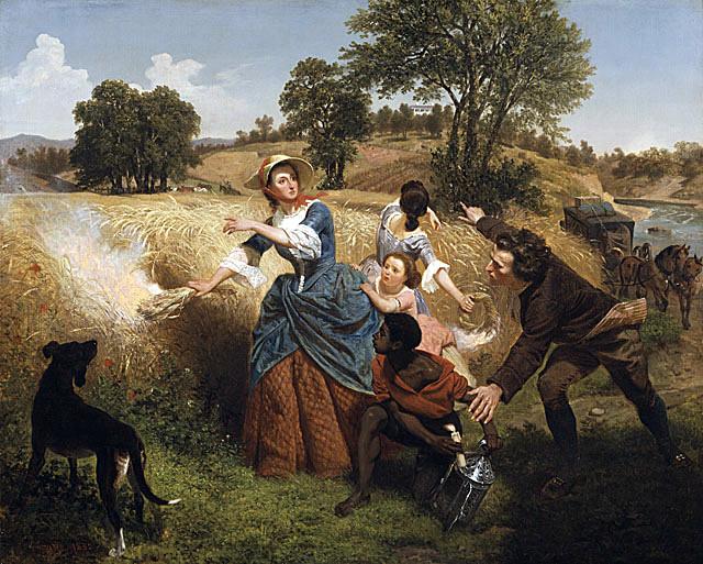 mrs-schuyler-burning-her-wheat-fields-on-the-approach-of-the-british