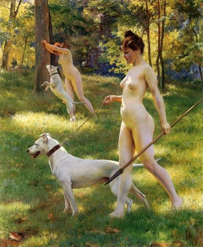 nymphs-hunting1