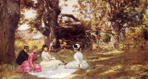 picnic-under-the-trees