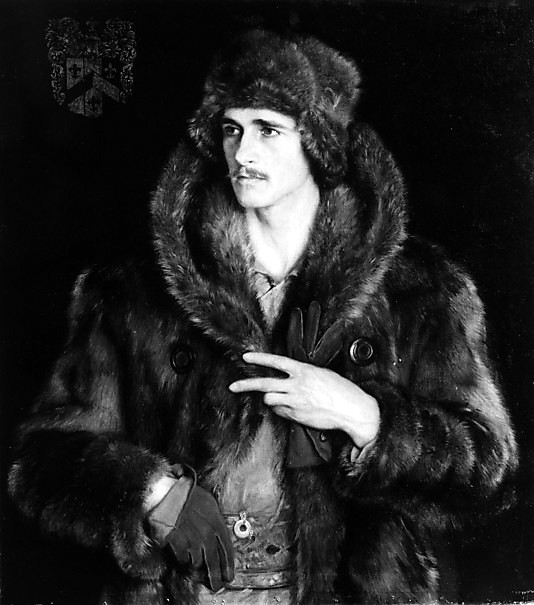 Portrait Of A Russian Nobleman (D. C. Imboden)