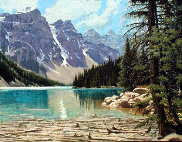 Purple Mountains Majesties