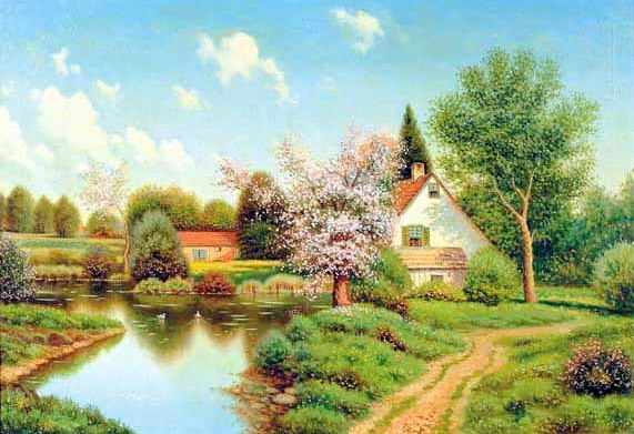 summer-cottage-by-the-pond