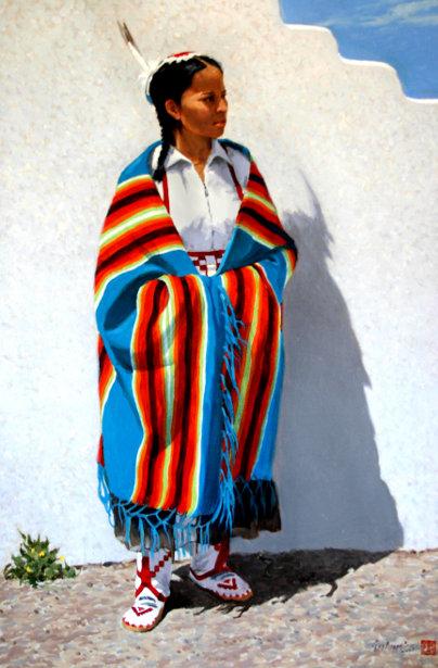 Taos Maiden
