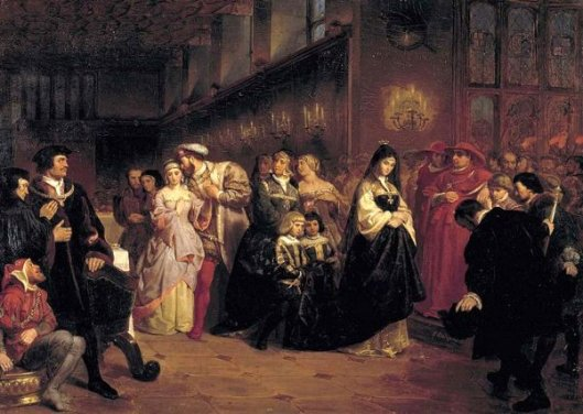 The Courtship of Anne Boleyn - The Great Matter