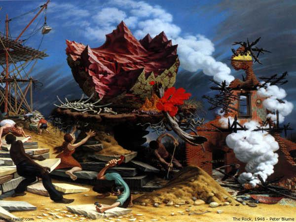 Peter Blume (1906 – 1992) « AMERICAN GALLERY