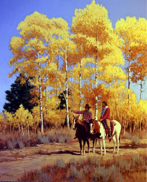 Twenty Miles To Taos