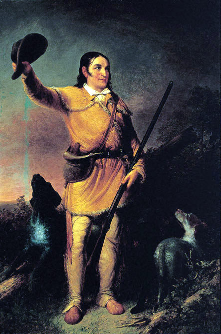 Colonel Davy Crockett
