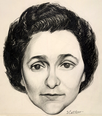 Ethel Greengrass Rosenberg