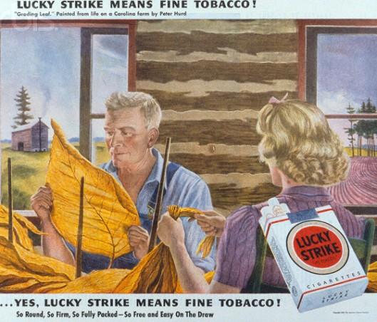 Grading Tobacco