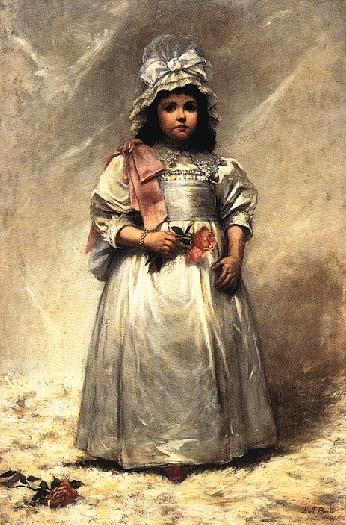Little Lady Blanche
