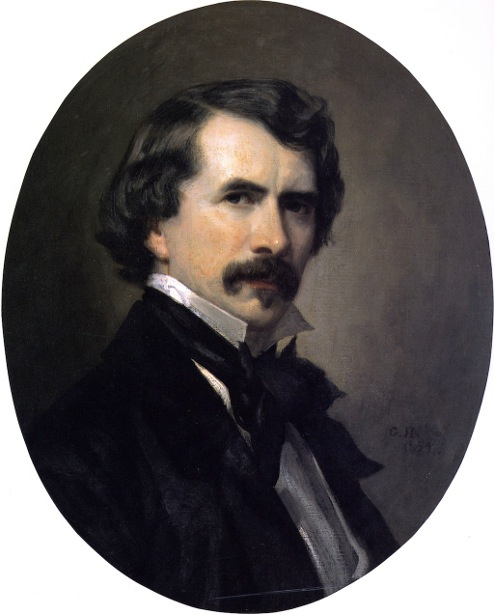 Self Portrait 1852