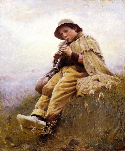 A Shepherd Boy