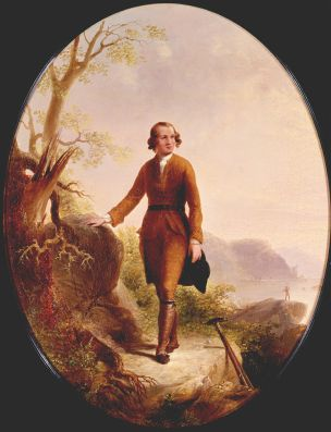George Washington As A Young Surveyor