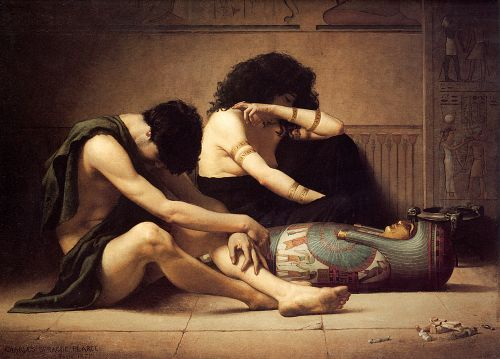 Lamentation Over The Death Of The First-Born In Egypt.bmp