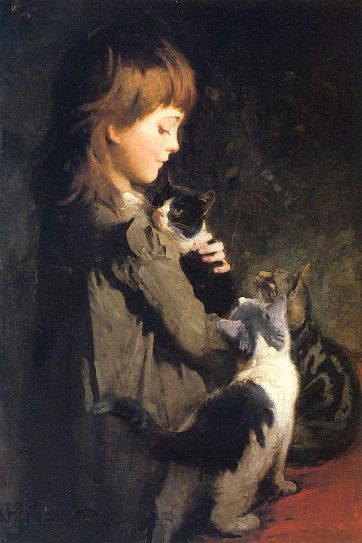 The Favorite Kitten
