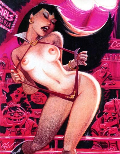 Stripper (Vampirella)