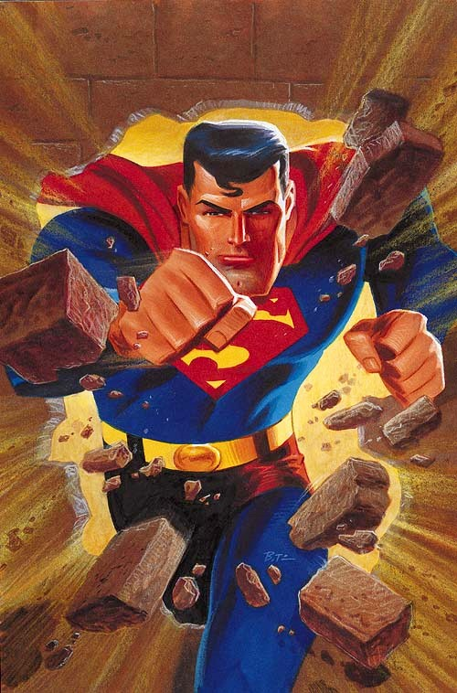 Superman - Adventures Of The Man Of Steel