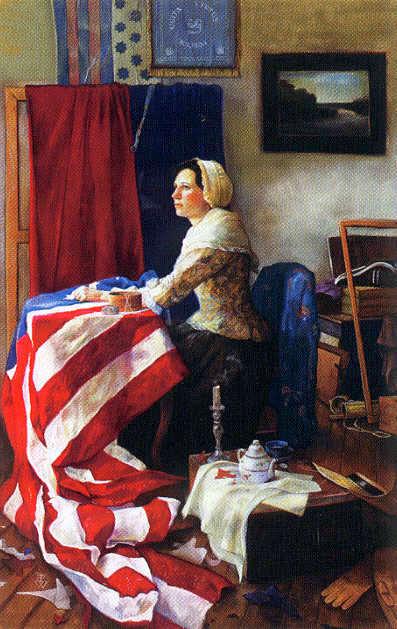 The Flagmaker