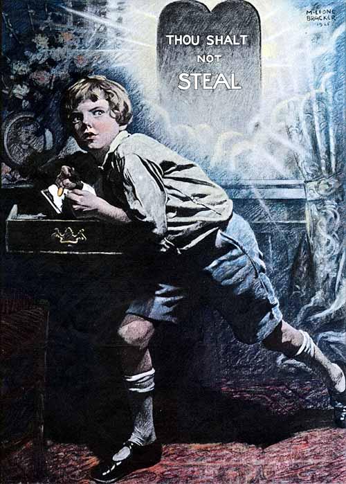 08.Thou Shalt Not Steal